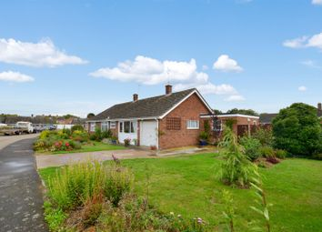 Thumbnail 3 bed detached bungalow for sale in The Paddocks, Great Bentley, Colchester