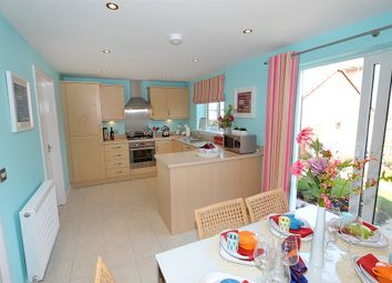 "Thumbnail 3 bed detached house for sale in ""The Hatfield"" at Marlborough Road, Accrington"