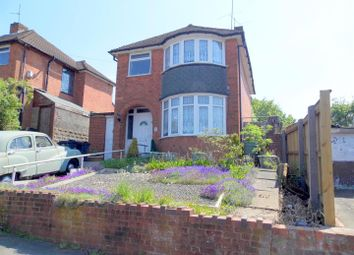 Thumbnail 3 bed detached house for sale in Kernthorpe Road, Kings Heath, Birmingham