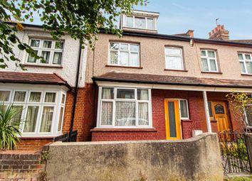 Thumbnail 3 bed terraced house for sale in Salisbury Avenue, Westcliff-On-Sea