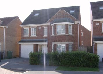 Thumbnail 5 bed detached house to rent in Lilac Court, Leeds
