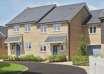 Thumbnail 3 bed semi-detached house for sale in Barker Close, Bishop'S Stortford, Hertfordshire