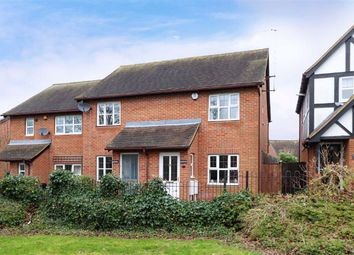 Thumbnail 2 bedroom end terrace house for sale in Winslow Road, Wingrave, Aylesbury