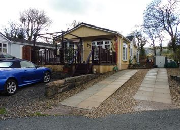 Thumbnail 2 bed mobile/park home for sale in Ty Canol, Llangollen Road, Llangollen