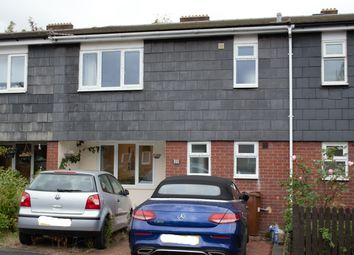 Thumbnail 3 bed terraced house to rent in Stellman Close Hackney, London