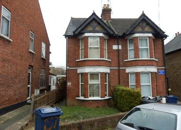 Thumbnail 4 bed semi-detached house to rent in Queens Road, High Wycombe