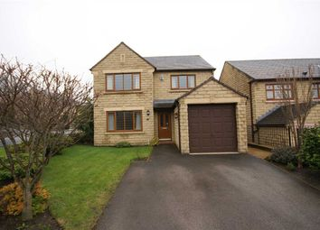 Thumbnail 4 bed detached house to rent in Victoria Chase, Bailiff Bridge, Brighouse