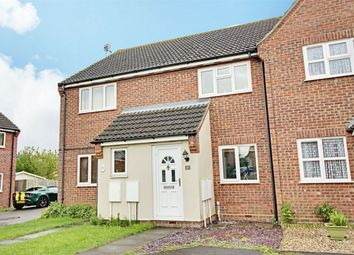 Thumbnail 2 bed terraced house for sale in Orchard Close, Warboys, Huntingdon