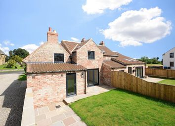 Thumbnail 3 bed cottage for sale in Kirby Wiske, Thirsk
