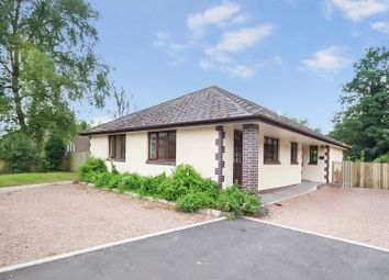 Thumbnail 4 bed bungalow for sale in Old Market Place, Ewyas Harold, Hereford