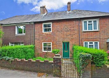 Thumbnail 3 bed terraced house for sale in Durrants Road, Rowland's Castle, Hampshire