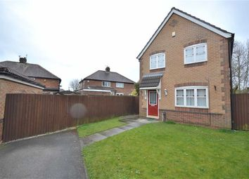 Thumbnail 3 bed detached house to rent in Billberry Close, Manchester