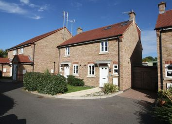 Thumbnail 3 bed semi-detached house for sale in Saddlers Close, Billingshurst