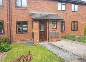Thumbnail 1 bed terraced house to rent in Bridle Road, Kings Acre, Hereford