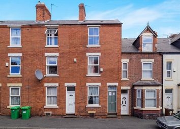 Thumbnail 3 bedroom terraced house for sale in Cedar Road, Nottingham