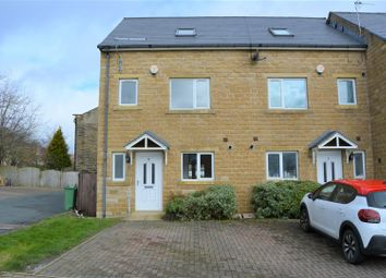 3 bed town house for sale in Coniston Mews, Moldgreen, Huddersfield HD5