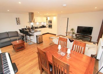 Thumbnail 2 bed flat for sale in Egret Heights, Waterside Way, London, London