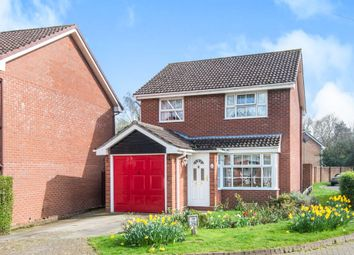 Thumbnail 3 bed detached house for sale in Nightingale Drive, Totton, Southampton