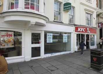 Thumbnail Retail premises to let in 11, High Street, Colchester, Essex