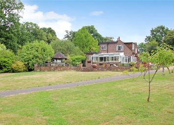 Thumbnail 4 bed detached house for sale in Uckfield Lane, Hever, Edenbridge