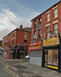Thumbnail 3 bed flat to rent in Picton Road, Wavertree, Liverpool