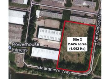 Thumbnail Land for sale in Clydebank Industrial Estate, Beardmore Way, Clydebank, Scotland