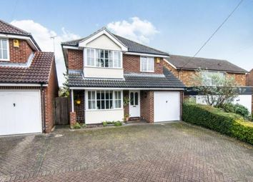 Thumbnail 4 bed detached house for sale in Western Road, Billericay