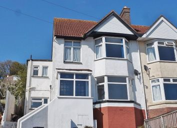 Thumbnail 2 bed flat for sale in Langdon Road, Preston, Paignton