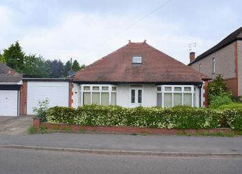 Thumbnail 3 bed detached bungalow for sale in Ansley Road, Nuneaton