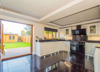 Thumbnail 4 bed detached house for sale in Newport Road, Castleton, Cardiff