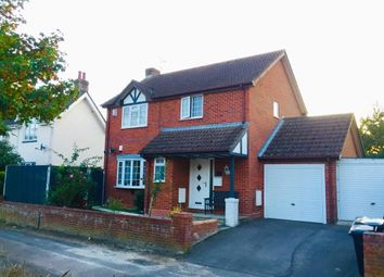 Thumbnail 3 bed detached house for sale in Lake Road, Kinson, Bournemouth, Dorset