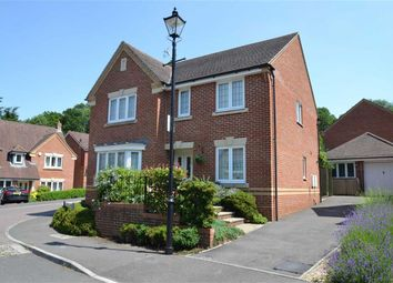 Thumbnail 4 bed detached house for sale in Kersten Close, Newbury, Berkshire
