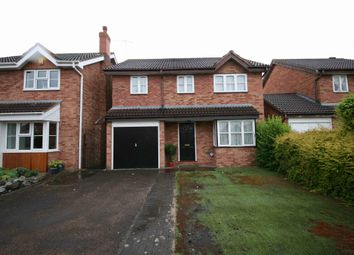 Thumbnail 4 bed detached house for sale in Hazel Avenue, Evesham