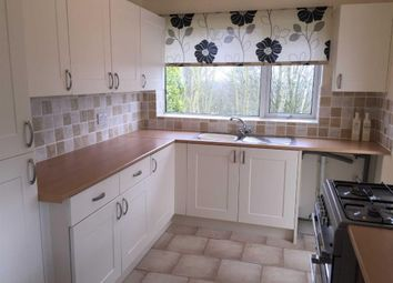 Thumbnail 3 bedroom semi-detached bungalow to rent in Chester Close, Talke, Stoke On Trent