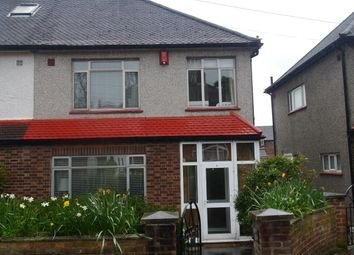 Thumbnail 3 bedroom semi-detached house to rent in Pelham Close, London, London