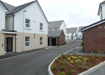 Thumbnail 2 bed flat to rent in Sackville Close, Plymstock, Plymouth