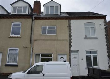 Thumbnail 3 bed terraced house for sale in Widmerpool Street, Pinxton, Nottingham
