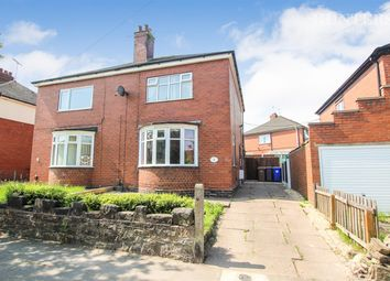 Thumbnail 2 bed semi-detached house to rent in Crossway Road, Stoke-On-Trent