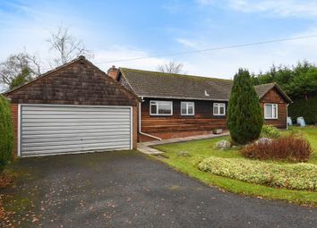 Thumbnail 3 bedroom detached bungalow for sale in Llanyre, Llandrindod Wells