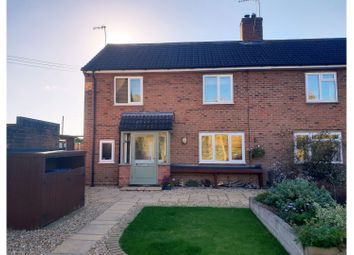 Thumbnail 4 bed semi-detached house for sale in Alne End, Alcester