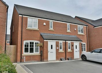 Thumbnail 3 bed semi-detached house for sale in Green Lane, Leigh
