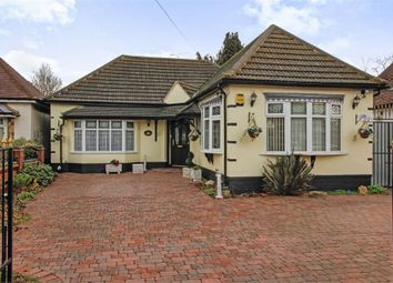 Thumbnail 4 bed detached bungalow for sale in Haynes Road, Hornchurch, Essex