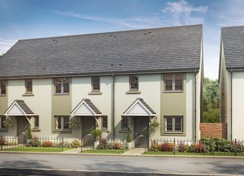 Thumbnail 3 bed end terrace house for sale in Cornwood Road, Ivybridge