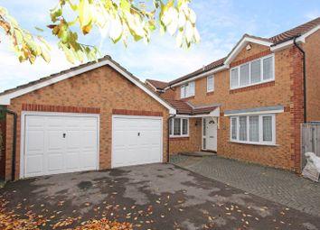 Shepherds Way, Nursling, Southampton SO16. 4 bed detached house for sale