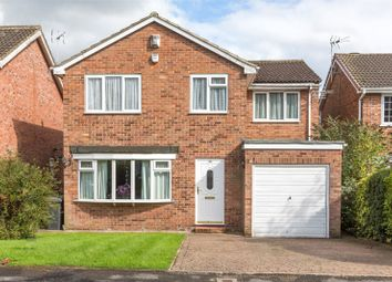 Thumbnail 5 bedroom detached house for sale in Deacons Court, Copmanthorpe, York