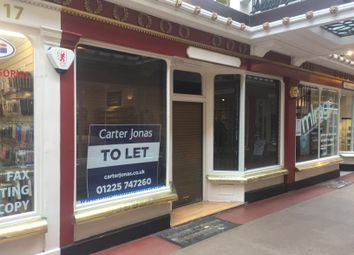Thumbnail Retail premises to let in 18 The Corridor, Bath, Somerset