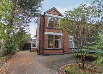 Thumbnail 4 bed semi-detached house for sale in Worsley Road, Swinton, Manchester