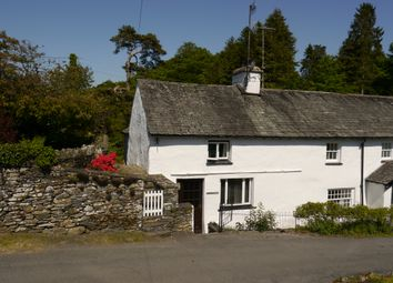 Thumbnail 2 bed cottage for sale in Old Farm Cottage, Skelwith Fold, Ambleside