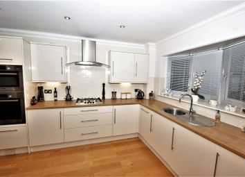 Thumbnail 3 bed semi-detached house to rent in Medick Court, Grays