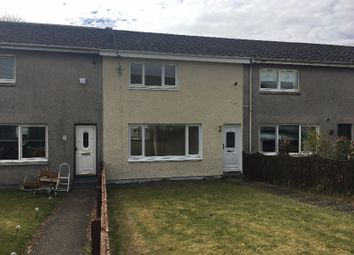 Thumbnail 2 bed terraced house to rent in Moss Avenue, Airdrie, North Lanarkshire